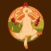 Dancing Kangaroo Logo